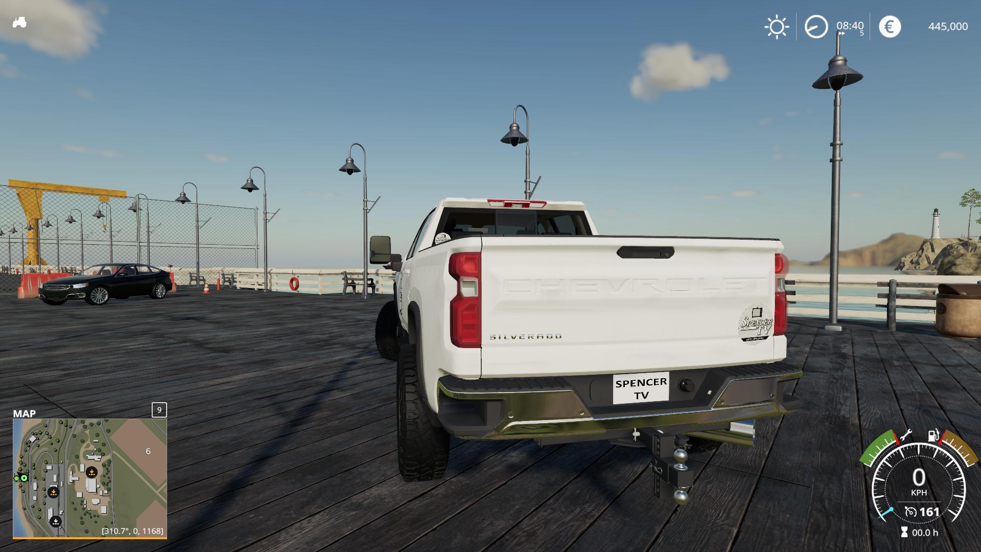 2020 Chevy v 1.0 | FS19 mods, Farming simulator 19 mods