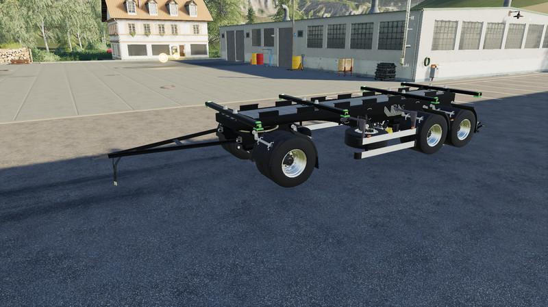 3 axle swivel bridge turntable v 1.0