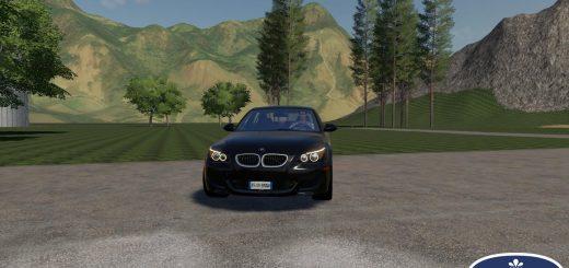 BMW M5 E60 v 1.0