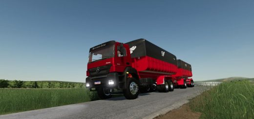 Brazillian Truck Pack By Farm Centro-Sul v 3.0