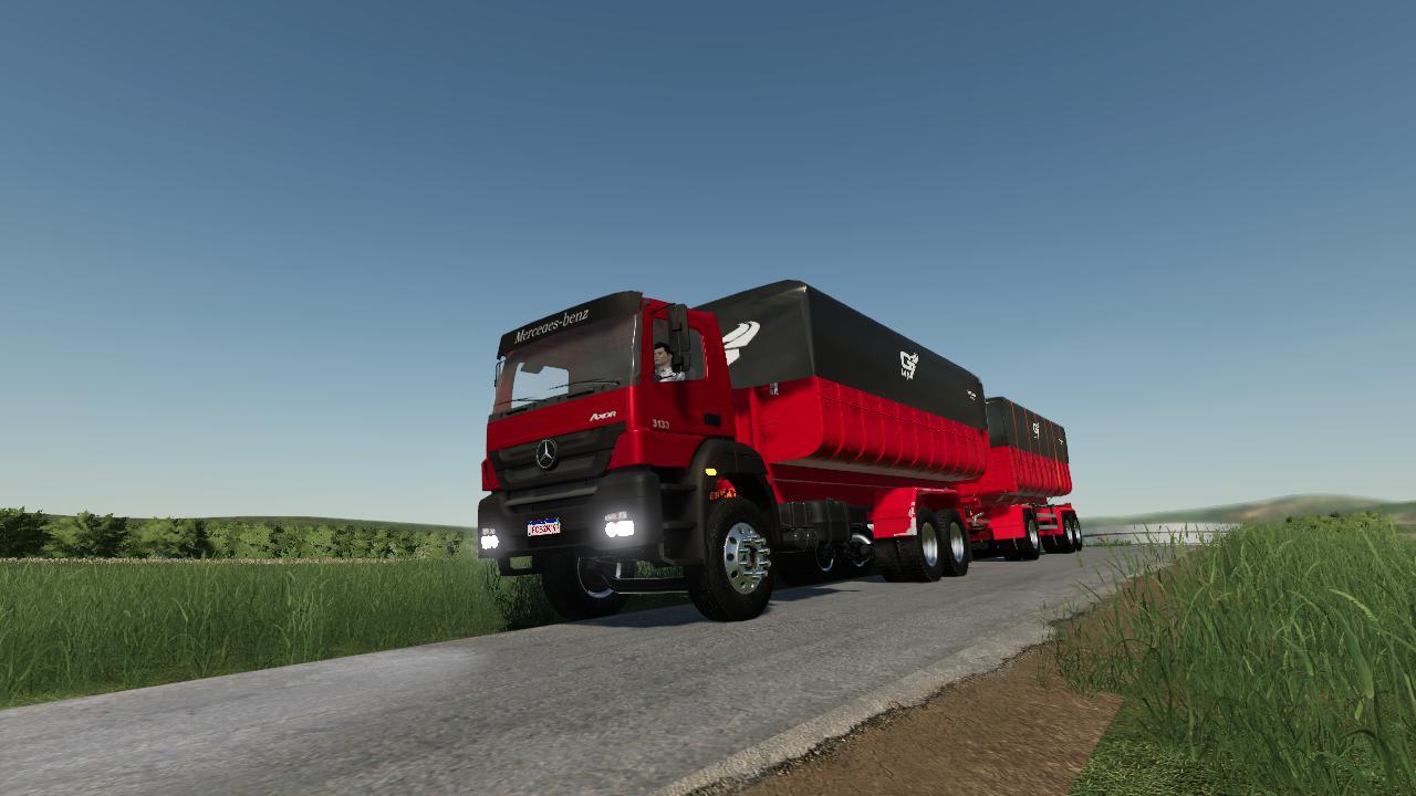 Brazillian Truck Pack By Farm Centro-Sul v 3.0