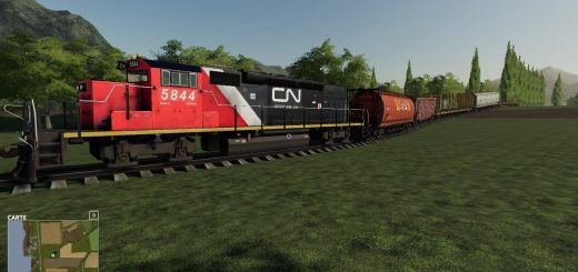 CN train 2019 v 1.0