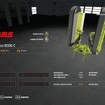 Claas Mower Pack v 1.0