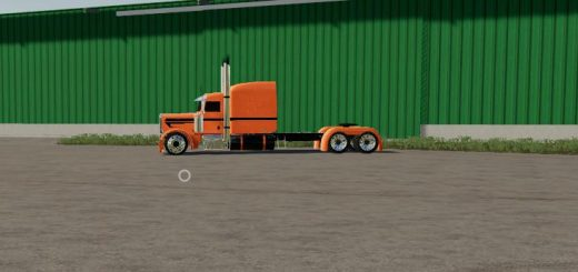 Custom Peterbuilt StreetReaper v 1.0