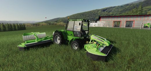Deutz fahr intrac v 1.0