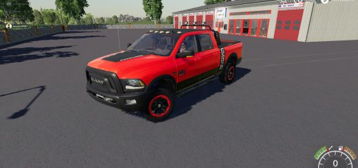 Dodge Power Wagon v 1.0
