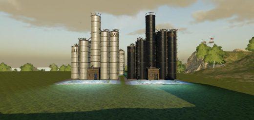 EDGE Grain Silos v 1.0