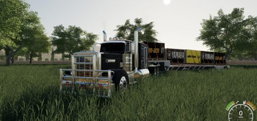 Empty cargo crates 3 types v 1.0