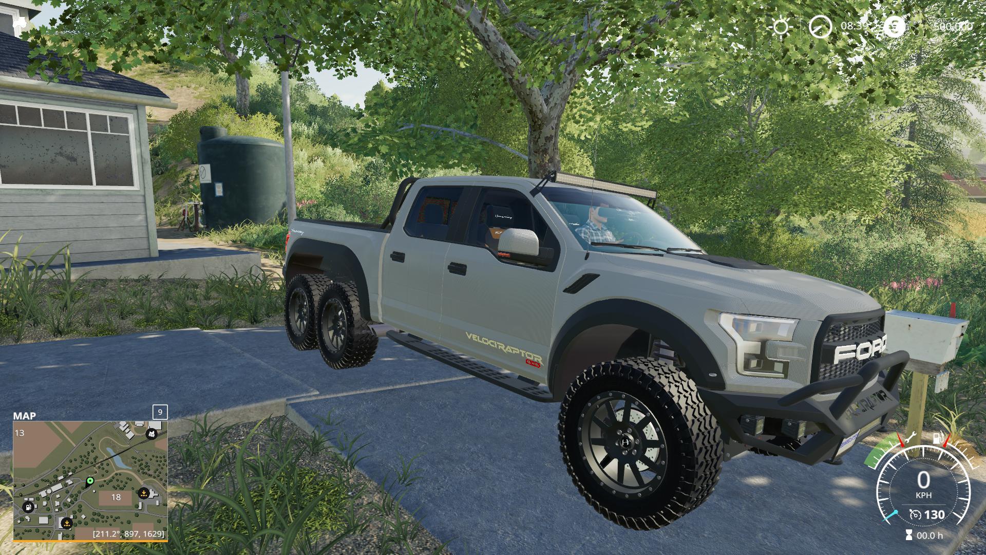 Ford Velociraptor 6x6 Remake V 1 0 Fs19 Mod Fs19 Net