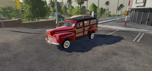 Ford Woody v 1.0