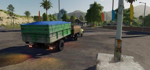 GAZ-53 Trailer v 1.0