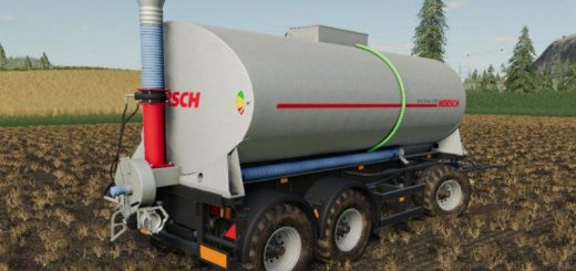 Horsch Slurry Tender v 1.0
