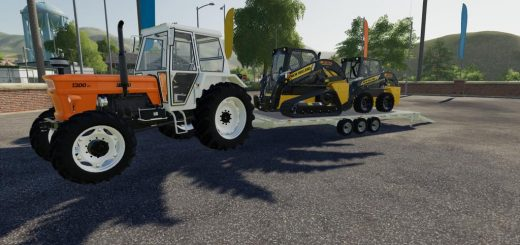 Ifor Williams LM208 v 1.0