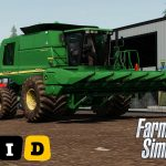 John Deere 50-60 STS series Beta
