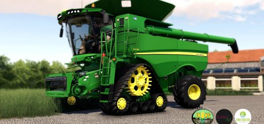 John Deere S700 North/South America & Australia V 1.0