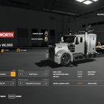 Kenworth WL900 Grill Beta 1