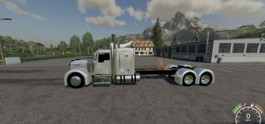 Kenworth WL900 Grill Beta 1