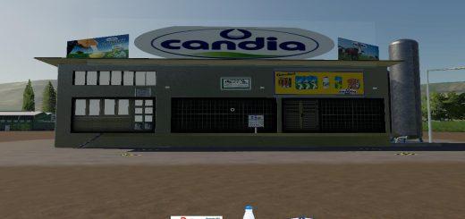 LAITERIE Candia By BOB51160 v 1.0