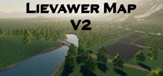 Lievawer Map v 2.0