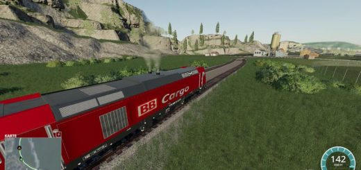 Loco series 285 TRAXX BR285 v 2.0