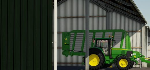 Machine sheds v 1.0
