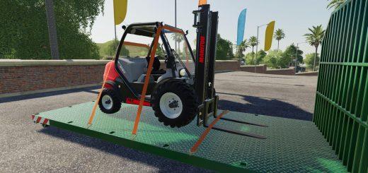 Manitou Forklift v 1.0