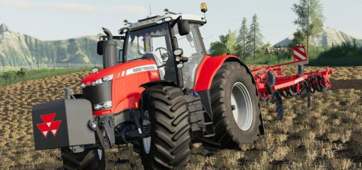 Massey Ferguson mods for farming simulator 19 | FS19 net