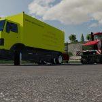 Mercedes Benz Mobile Land Service v 1.0