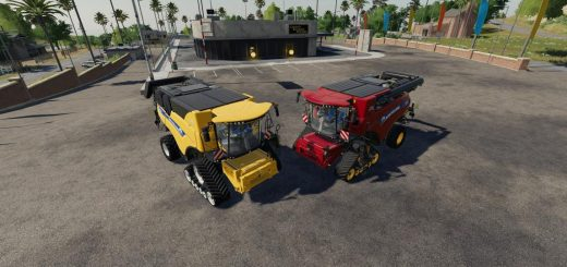 New Holland 10.90CR Pack v 1.0.0.3