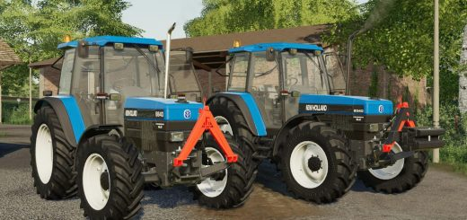 New Holland 40er Pack v 1.0