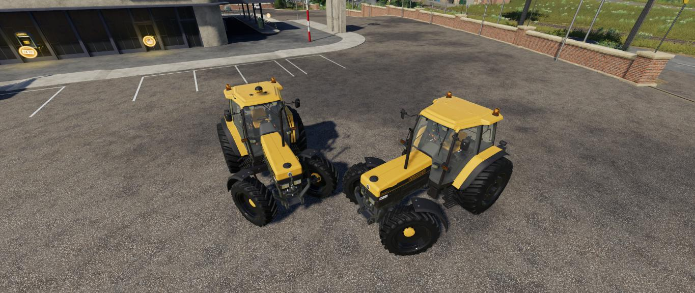 New Holland 8340 Diesel Power v 1.0
