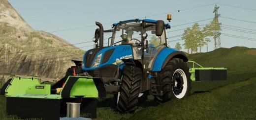 New Holland T5 Serie v 1.0