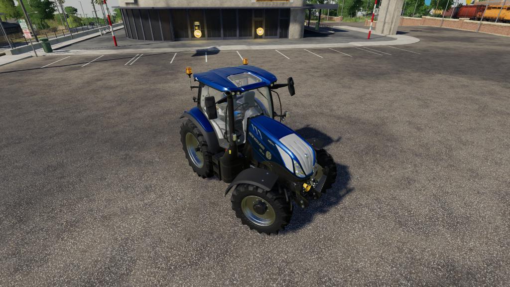 New Holland T6 Blue Power v 1.0