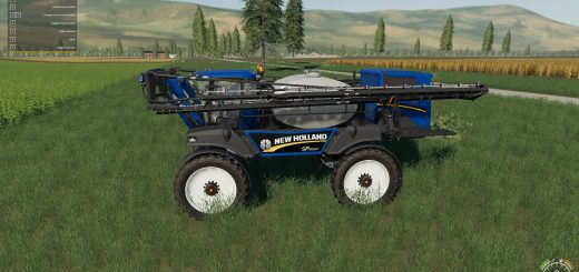 New Holland Slurry Sprayer v 1.0