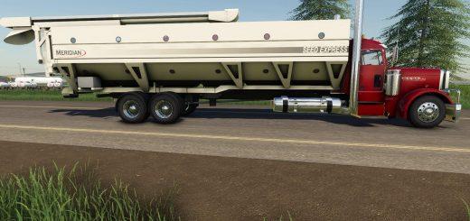 Peterbilt Tender Truck v 1.0