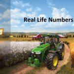 Real Life Numbers US Heartland v 1.1.3