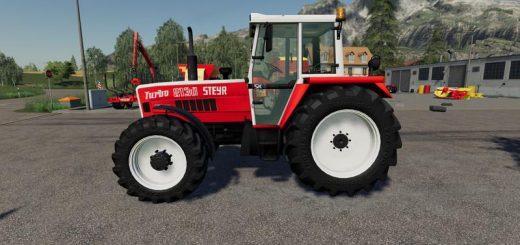 STEYR 8130a Turbo SK2 basic v 1.0