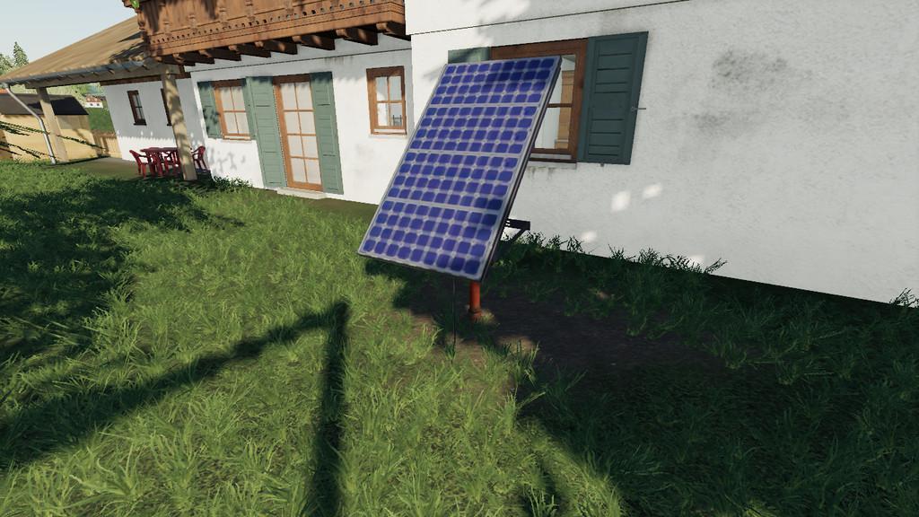 Solar Panel v 1.0
