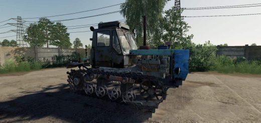 T-150 tracked HTZ v 1.0