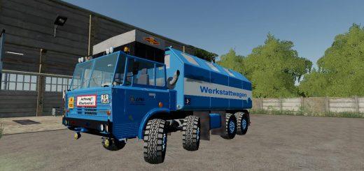 Tatra 8x8 Service v 1.0