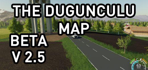 The Dugunculu Map V2.5