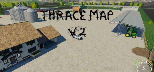 Thrace Map v 2.0