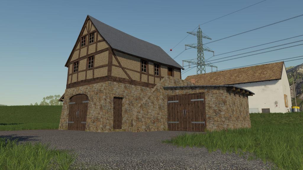 Timberframed Houses v 1.0