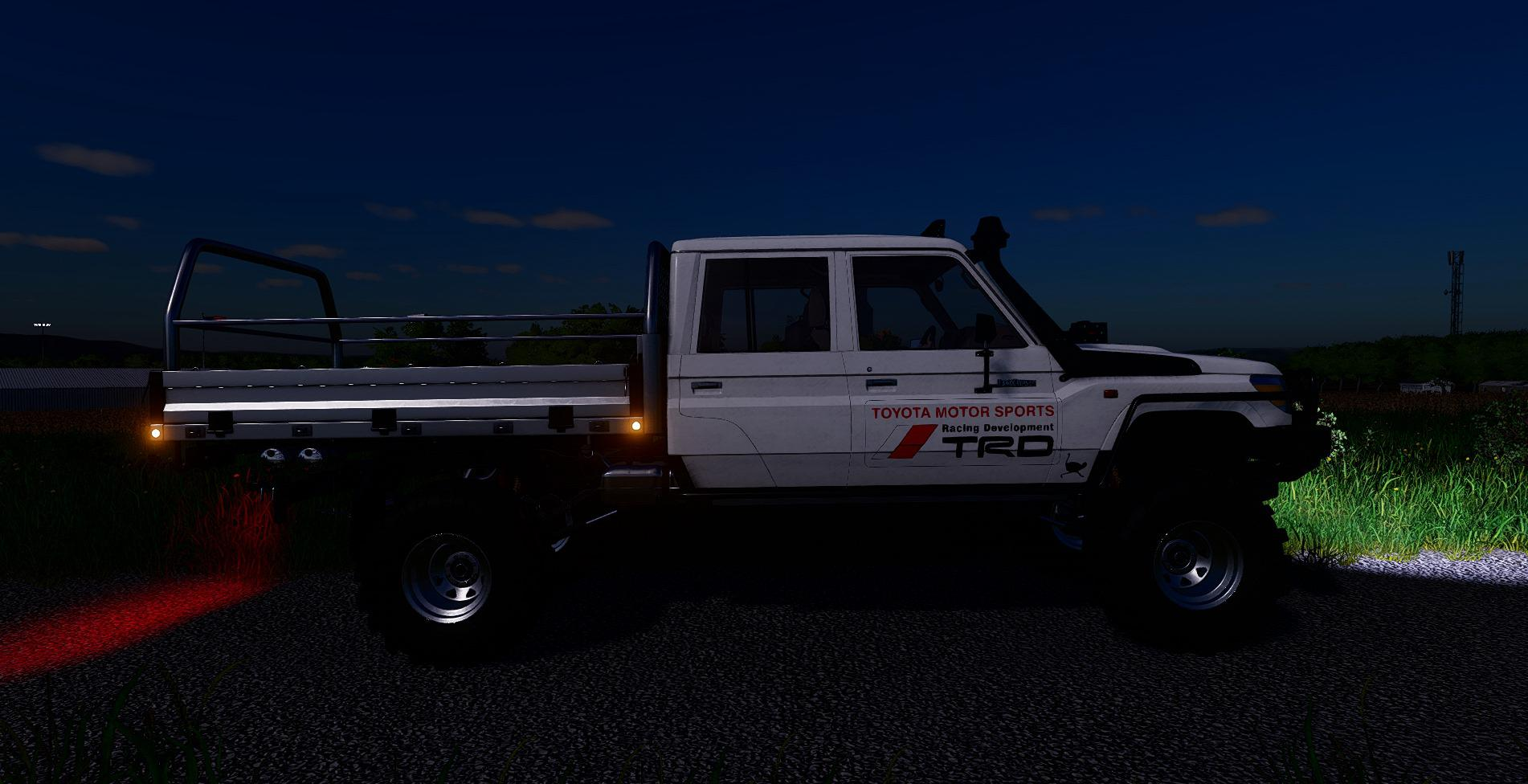 Toyota Land Cruiser 70 >> Toyota Land Cruiser 70 v 1.0 | FS19 mods, Farming simulator 19 mods