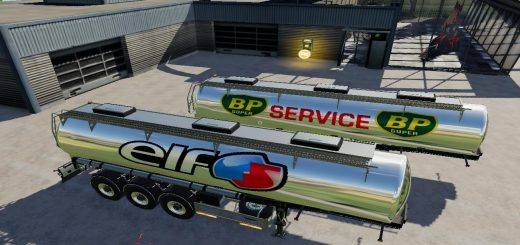 Trailer BP Elf By BOB51160 v 1.0.0.3