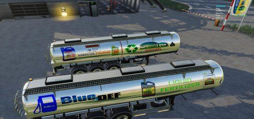 Trailer Digestate fertilizer By BOB51160 v 1.0.0.4