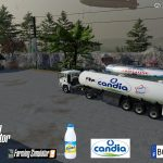 Trailer Milk Candia By BOB51160 v 1.0