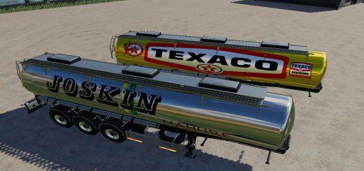 Trailer Texaco Joskin By BOB51160 v 1.0.0.1