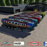 Trailer Texaco Joskin By BOB51160 v 1.0.0.1