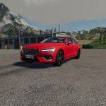 Volvo V60 v 1.0